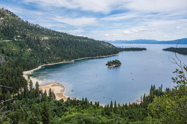 Visit South Lake Tahoe, California